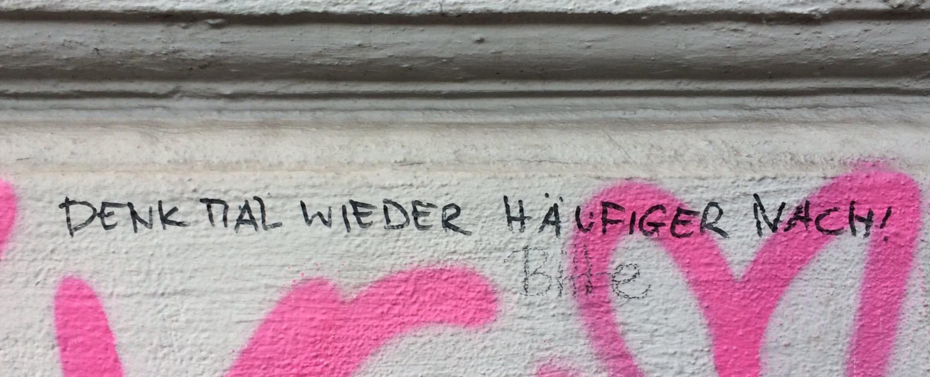 Rainer Wendt – weniger ist mehr